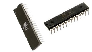 ATmega16 and ATmega328 AVR Microcontrollers
