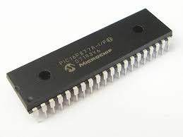 pic16f877a microcontroller picture