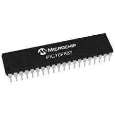 pic16f887 microcontroller picture