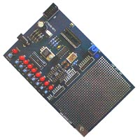 ST7 Microcontroller 32-pin Evaluation Board