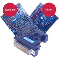 ST7 ISP Programmer for ST7 Microcontrollers with 32-pin and 42/56-pin  ST7 Development Boards
