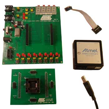 Complex Programmable Logic Device CPLD Kit