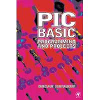 Basic Programming with Microchip PIC Microcontrollers Book
