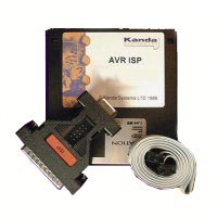Low Cost AVR ISP