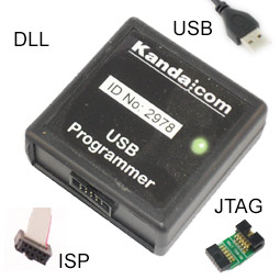 Production USB AVR Programmer
