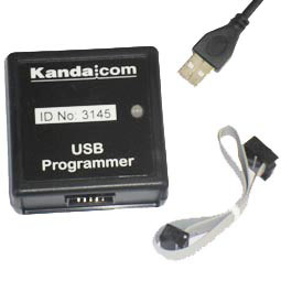 Kanda USB AVR ISP Production Programmer