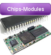 chips, ICs and modules