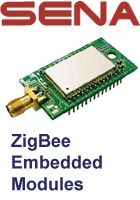 ZigBee embedded modules picture