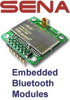 Bluetooth embedded modules picture