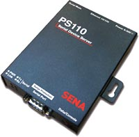 Sena PS110 serial device server picture