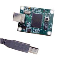 Hi-speed USB embedded module