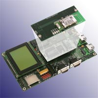 Starter Kit for ADNP/9200 Embedded Module with Linux, Single Board Computer