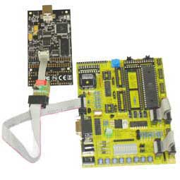 AVR Microcontroller Basics Kit Picture
