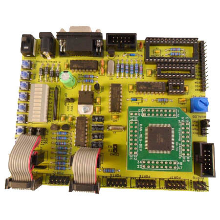 STK300 AVR Board and AVRISP with AVRStudio support