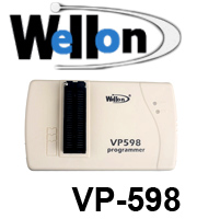 Wellon VP-59 48-pin universal programmer for memory, microcontroller and PLD