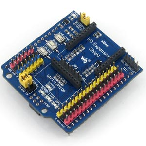 Waveshare Arduino Uno Expansion Board