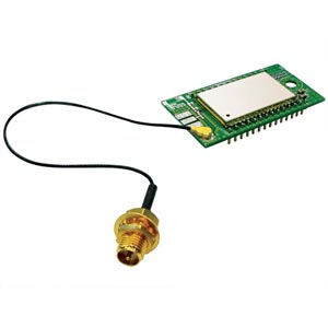 embedded ZigBee module with chip antenna