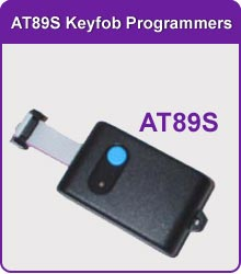 Keyfob AT89S Programmers picture