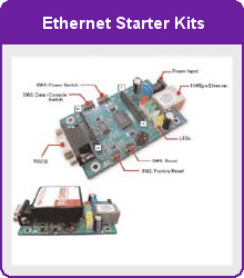 Ethernet Starter Kits picture