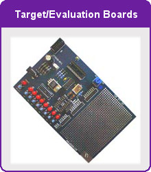 TargetEvaluation Boards picture